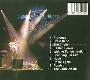 Think Floyd album Hope